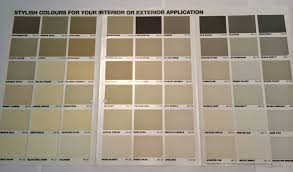 building a better home examples of taubman paint colours