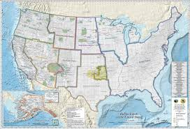 United States Map With Alaska by Tribal Nations Maps Data Gov