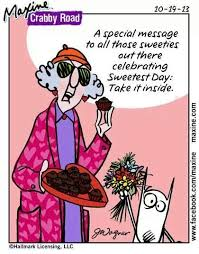 Sweetest Day Meme - 63 best valentine s from maxine etc images on pinterest aunty