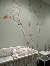 Decoration Baby Nursery Wall Decals by 20 Amazing Modern Nursery Photos Tree Wall Nursery Ideas And Birds