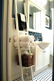 bathroom towel hanging ideas bathroom towel decorating ideas ghanko