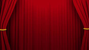 Theater Drape High Definition Clip Of An Opening Red Stage Curtain Animated