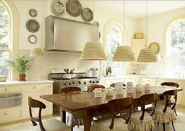 Long Kitchen Tables by 199 Best Kitchen Love Images On Pinterest Home Kitchen Ideas