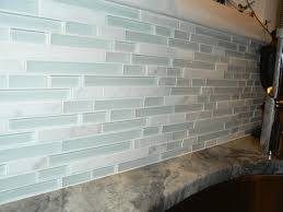 frosted glass backsplash in kitchen frosted glass backsplash sea tile kitchen backsplash surripui