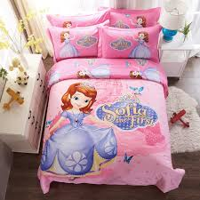 Sofia Bedding Set Disney Sofia The Bedding Set Pink Duvet Cover Single