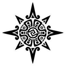 the meaning of this aztec symbol was power strength and courage