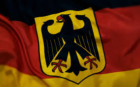 download wallpaper 3840x2400 germany flag coat of arms fabric
