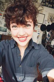 curly hair short haircut 33 best short curly hair images on pinterest hairstyles short