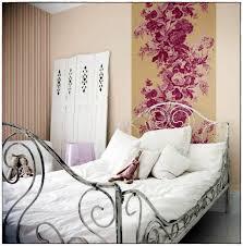 papier peint chambre romantique ides de papier peint romantique pour chambre galerie dimages