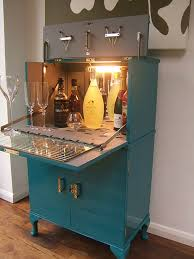 Diy Bar Cabinet These Diy Bar Carts Are So You Ll Want To Make One Right Away