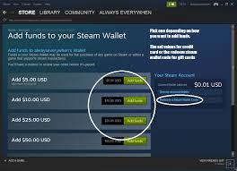 gift cards for steam how to redeem a visa gift card on steam infocard co
