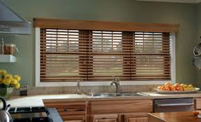 2 Faux Wood Blinds Graber 2 Inch Lake Forest Premium Faux Wood