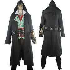Assassins Creed Kid Halloween Costume Assassin U0027s Creed Syndicate Jacob Frye Cosplay Costume Halloween