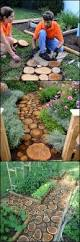 Walkway Ideas For Backyard by 30 Creative Pathway U0026 Walkway Ideas For Your Garden Designs Hative