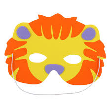 lion mask for kids 1pc foam animal mask for kids birthday party costume