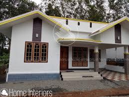 Home Design 900 Square 900 Square Feet Single Floor Traditional Budget Home Design