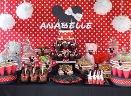minnie mouse party minnie mouse themed birthday party celebration disney every day