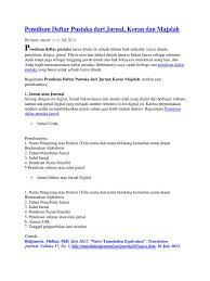 panduan penulisan daftar pustaka dari jurnal 1523412728 v 1