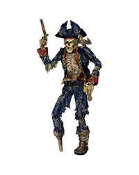 arrrghhhh jointed paper pirate skeleton decoration u2013 spirit