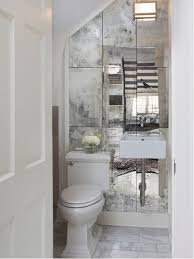 Background Wall Mirror Wall Tiles Contemporary Bedroom by Top 20 Contemporary Powder Room Ideas U0026 Designs Houzz