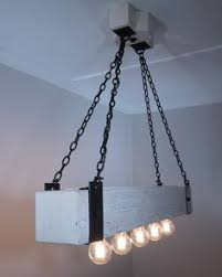 our edison bulb chandelier provides the extra lighting you need at