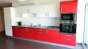 cuisine lineaire cuisine et blanc cuisines cuisine blanc bois cuisine