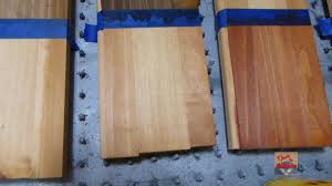 can you stain pine cabinets the effects of different stains on white pine wood 15