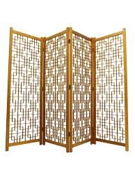 Japanese Room Dividers by Wood Room Divider Rd0036 Glass Laminated Washi For Japanese Style