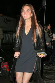 brooke shields arrives at calvin klein fashion show in new york 02