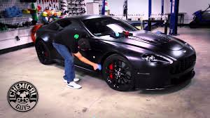 how to protect matte paint chemical guys jetseal matte on aston