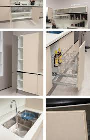 Melamine Kitchen Cabinet Home Furniture Kitchen Appliances Cabinet Electrical Products