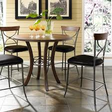hillsdale cameron dining table 52 counter height round dining table sets steve silver company