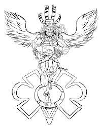 ancient mexico tonatiuh aztec sun god by gygrandart on deviantart