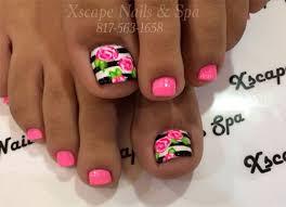 50 pretty toenail art designs toe artwork and spring