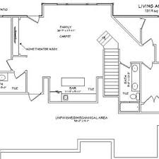 walkout basement floor plans basement house plans entry decor with garage modern walkout