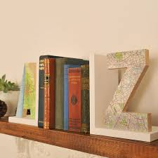 letter book ends 81 captivating images on silver letter bookends