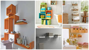 Bathroom Towel Storage by 15 Creative Bathroom Towel Storage