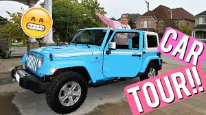 jeep rubicon 2017 pink my new car jeep wrangler 2017 winter edition youtube