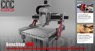 pro machine benchtop pro machine series cncrouterparts