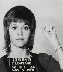 jane fonda 1970 s hairstyle jane fonda arrested for protesting the war in vietnam november 3