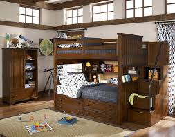 Twin Over Full Bunk Beds Stairs Convertible Twin Over Full Bunk - Full bunk bed with stairs
