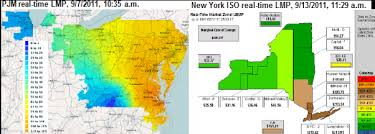 iso map wholesale power price maps reflect constraints on