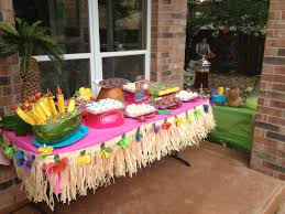 luau party supplies interior design creative luau themed party decorations