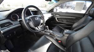 honda accord 2008 for sale 2008 honda accord coupe v6 loaded stk 40079b for sale trend