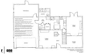 Open Kitchen House Plans by 100 Ideas Commercial Kitchen Design Plans On Vouum Com