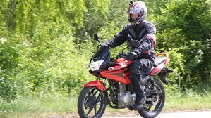 honda cbf 125 first ride youtube