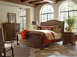Tufted Sleigh Bed King Bedrooms Fill Your Bedroom With Remarkable Tufted Sleigh Bed For