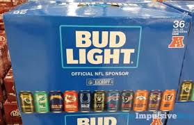 where to buy bud light nfl cans 2017 bud light 2017 limited edition nfl cans 1 jpg the impulsive buy