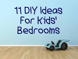 Awesome Diy Bedroom Ideas by Awesome Diy Ideas For Kids U0027 Bedrooms