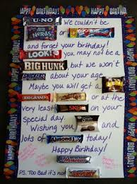 candy for birthdays 12 best candy bar cards for birthdays images on candy